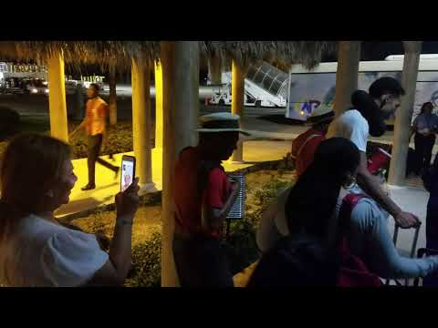 """Punta Cana"" Dominican Republic Airport Band"