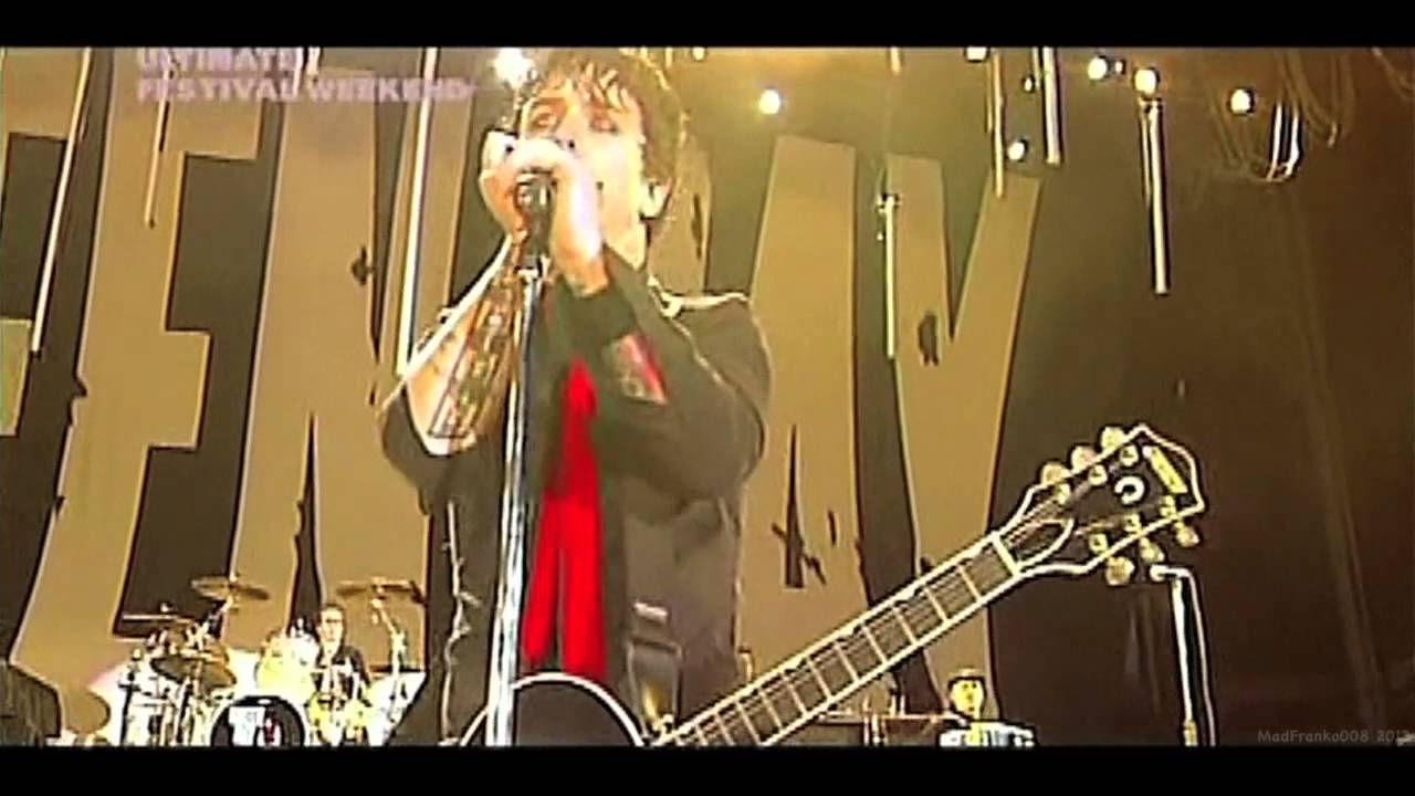 green day minority live 2005 rock am ring hd youtube. Black Bedroom Furniture Sets. Home Design Ideas