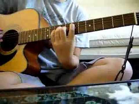 Bethany Dillon-The Kingdom (guitar cover)