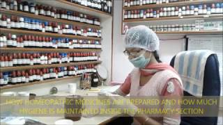 HOW HOMEOPATHIC MEDICINES ARE PREPARED