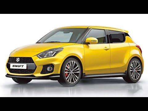 2017 Maruti-Suzuki Swift Image LEAKED