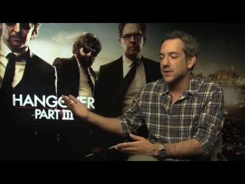 Todd Phillips Interview -- The Hangover Part III