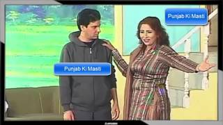 Best Of Tariq Teddy and Abida Baig New Pakistani Stage Drama Full Comedy Funny Clip Very funny