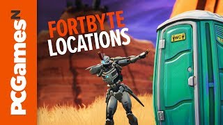 Fortnite Fortbyte guide - Numbers #13 and #36