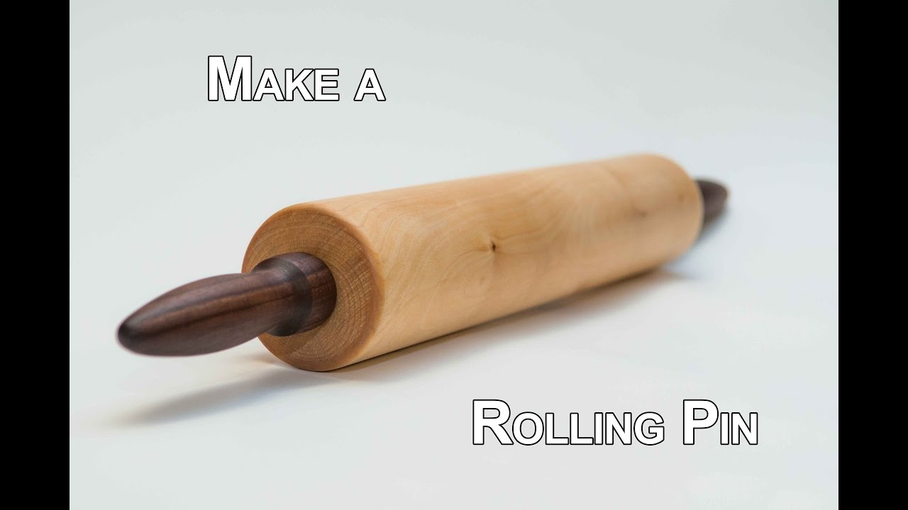 how to turn a rolling pin