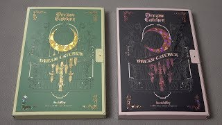 ► dreamcatcher 드림캐쳐 - the end of nightmare (4th mini album) unboxing [4k/2160p] release date: 13 february 2019 label: company tracklist: 01. i...