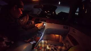 2005 Buick Lacrosse radio removal