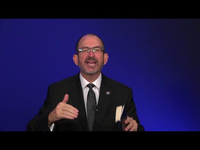 Mateus 2 - Parte 2 - Dr. Baruch Korman