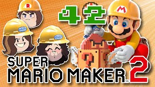 Super Mario Maker 2 - 42 - Getting Grumpy For God