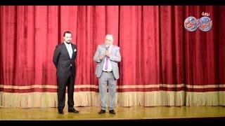 أخبار اليوم | افتتاح مسرح المعهد العالي للفنون المسرحية بأكاديمية الفنون بعد تجديده