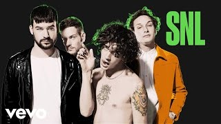 The 1975 - The Sound (Live on SNL)