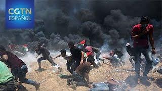 Ataque aéreo israelí mata a un palestino en la Franja de Gaza