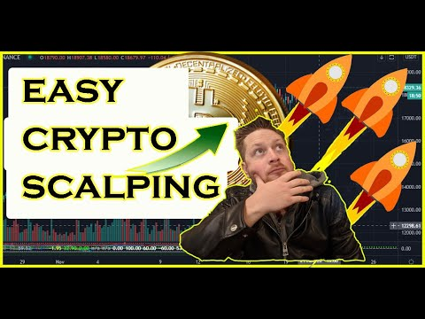 EASY SCALP/SWING TRADE STRATEGY FOR CRYPTO CURRENCY AND TRADITIONAL STOCK – 100% – MUST WATCH