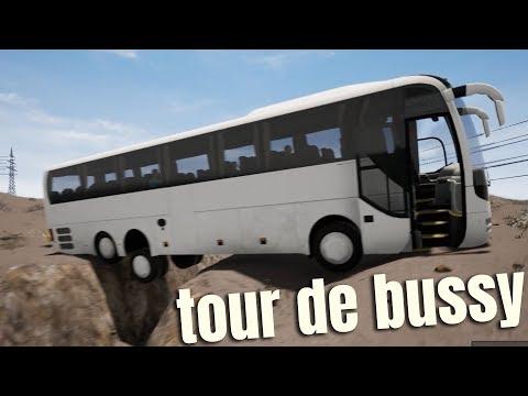 tour de bussy - TOURIST BUS SIMULATOR