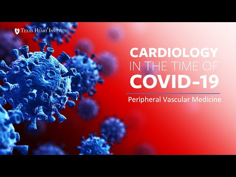 Cardiology In The Time Of COVID-19: Peripheral Vascular Medicine
