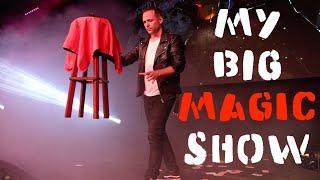 Magic tricks on the Road -Julien Magic