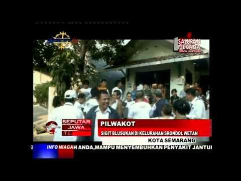 SEPUTAR JAWA TENGAH MALAM 22 SEPT 2015 Cakra Semarang TV Live Stream