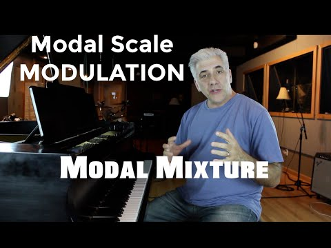Modal Mixture - Using Multiple Modes Over One Chord | Music Theory