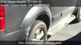 2008 Nissan Armada SE - for sale in Cartersville, GA 30121