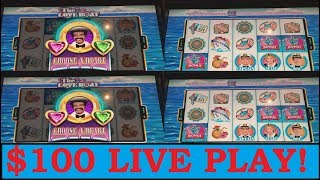 ❤️❤️ LOVE BOAT SLOT MACHINE! $100 TO FIND SOME LOVE!