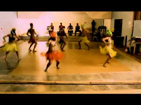 black soul dance company  by ocean : bafia dance