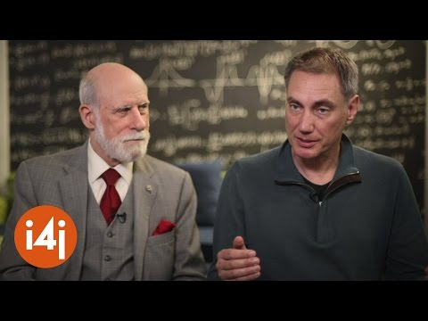 David Nordfors and Vint Cerf at i4j: Innovation Ecosystems ...