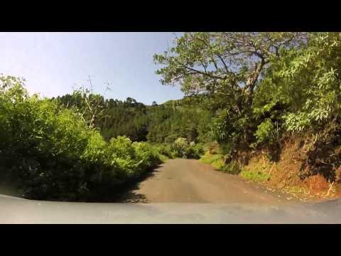 Drive on St  Helena