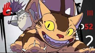 Dibujando al Gatobus y Totoro para el Desafío 52 - Dibujar Bien.com Speedpainting