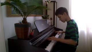 Cosmin Andrei- Feelings-2013 (pian compozitie proprie)