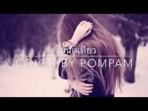 เจ็บนิดเดียว : Cover BY POMPAM