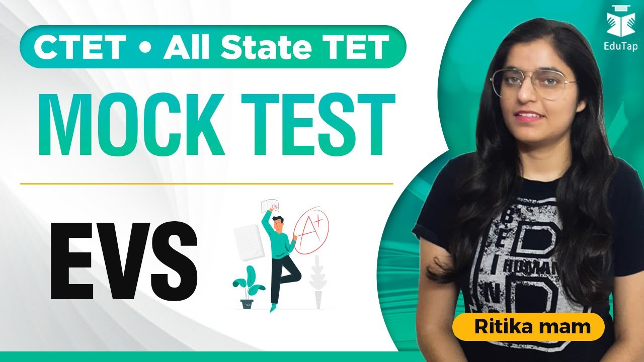 CTET / All State TET  | Mock Test | EVS