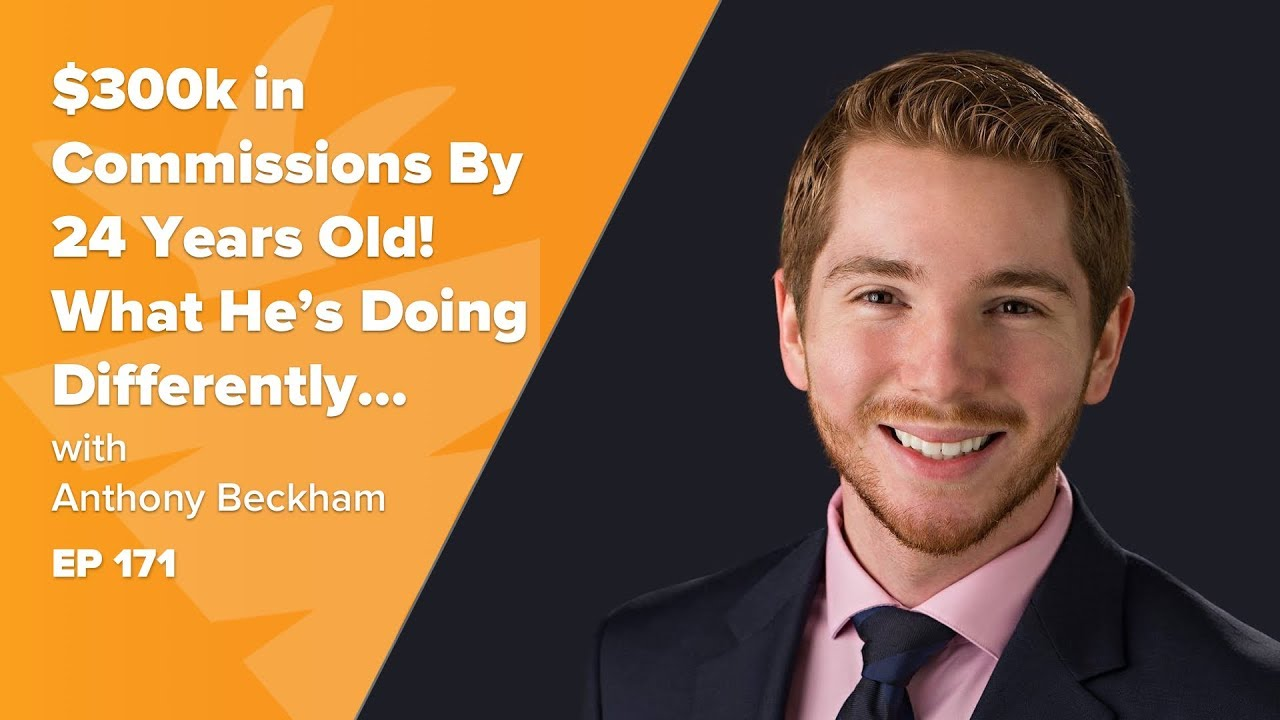 $300k in Commissions By 24 Years Old? Here's What This Agent/Investor is Doing Differently...