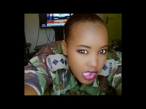 Top 10 Beautiful African women in uniform