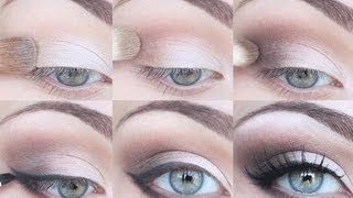 Step Step Eyeshadow Tutorial