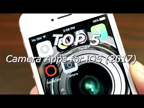 5 Best Camera Apps iOS (2017)