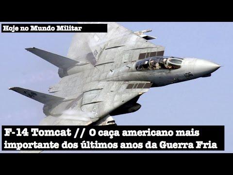 F-14 Tomcat - O caça americano mais importante dos últimos anos da Guerra Fria