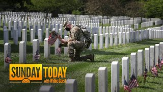 Remembering The Sacrifice Of The Fallen On Memorial Day: A Harry Smith Essay | Sunday TODAY