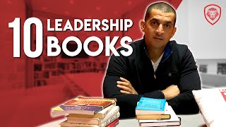 Top 10 Leadership Books to Read