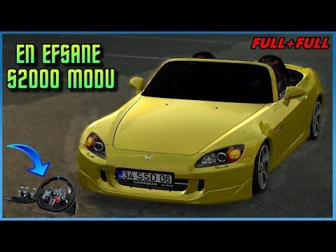 LFS EN EFSANE S2000 MODU/Logitech G29
