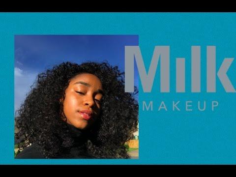 Full Face Makeup Ft. Milk Makeup