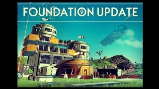 Does The Foundations Update For No Man
