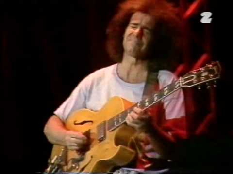 Antonia - Pat Metheny Group - Warsaw 1995