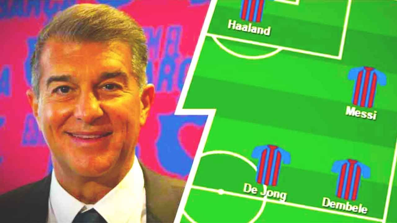 OH MY! This is WHAT LAPORTA WILL DO to CONVINCE MESSI to STAY! INCREDIBLE PLANS!