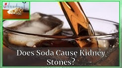 Does Soda Cause Kidney Stones?|Kidney deseases| Very Well