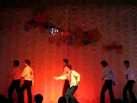 nhay hien dai - BK - gala sinh vien 2006-p1