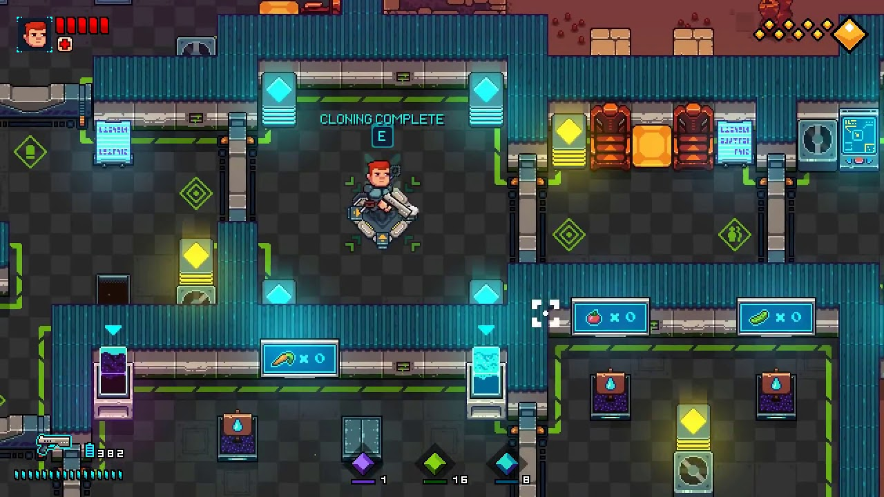 Buy Space Robinson: Hardcore Roguelike Action from the