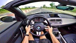 Car Vlog - Dăm BLANĂ la BMW Z4 prin Mamaia, Constanța !! Cum se aude evacuarea?