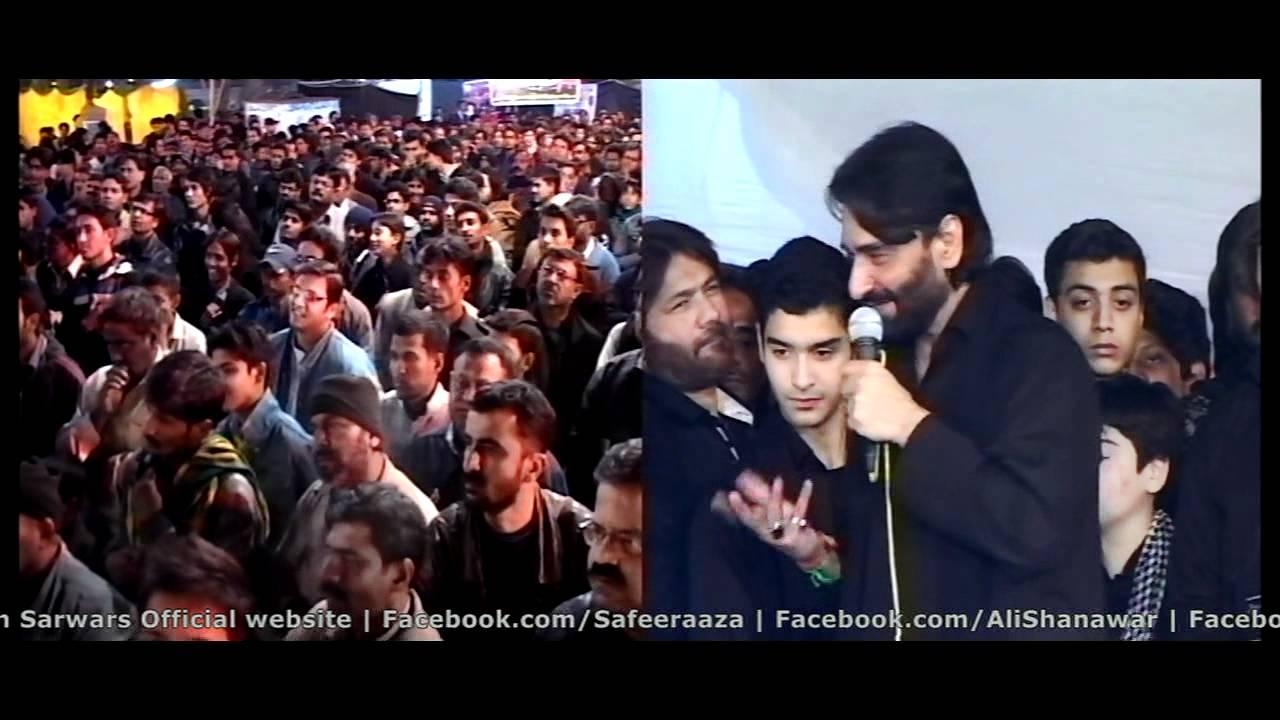 Nadeem Sarwar Special Speech