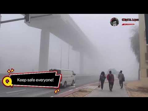 UAE Weather Alert | Vlog #60