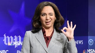 Maya Rudolph, Kamala Harris and the history of female VPs on SNL